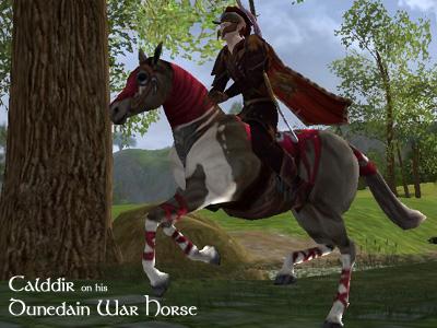 Dunedain War Horse